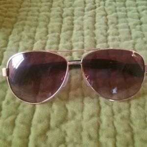 Juicy culture aviator sunglasses